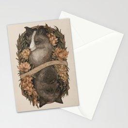 Friend Fox, Foe Fox Stationery Cards