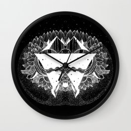 Some there in the universe Wall Clock