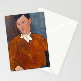 Amedeo Modigliani - Monsieur Deleu Stationery Cards