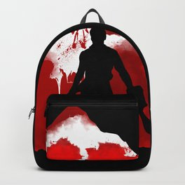 Ash and Skull Backpack