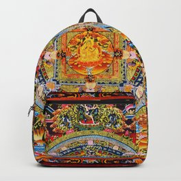 Mandala Buddhist 2 Backpack