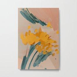 Bouquet Of Summer Sunshine Metal Print