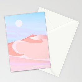 Calm Dune Stationery Cards
