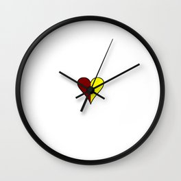 Great cities -Roma 4 Wall Clock