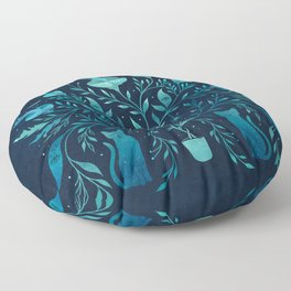 Potted Plant Floor Pillow
