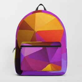 Color abstraction Backpack