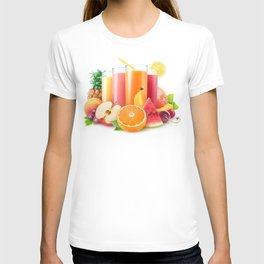 Fresh fruit juices T-shirt