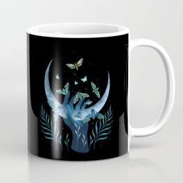 Moth Hand Coffee Mug