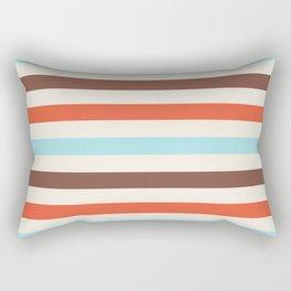 Autumns Colors Pattern 2  Rectangular Pillow
