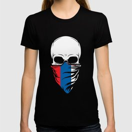 Slovenia Skull Tee Shirt - Slovenia T-shirt