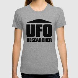 UFO RESEARCHER T-shirt