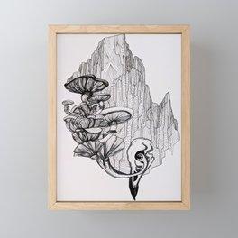 New life Framed Mini Art Print