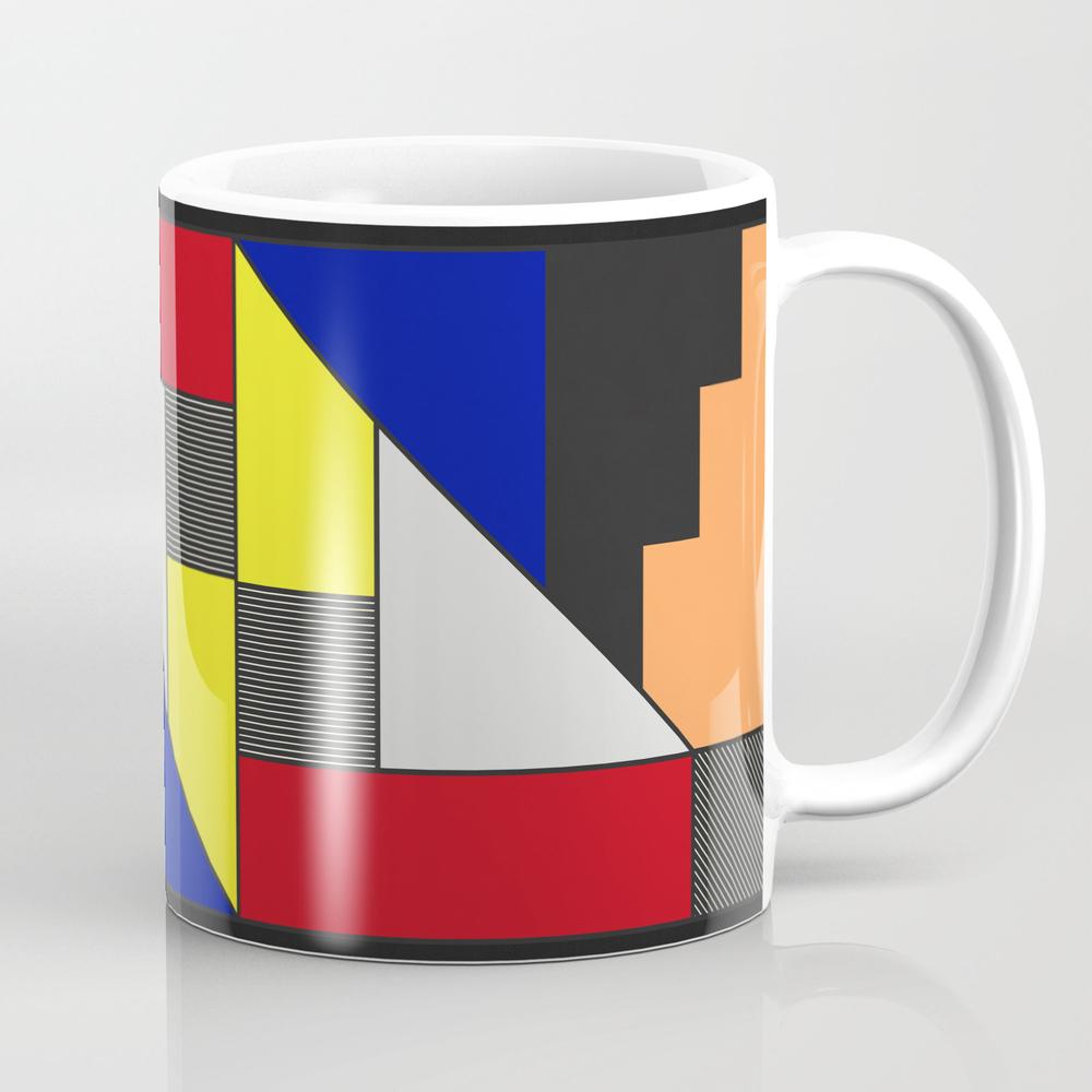 Abstract #201 Coffee Cup by Threadzone MUG8071442