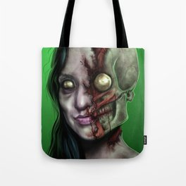 Zombified Tote Bag