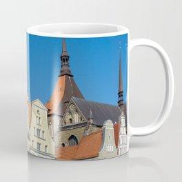 Downtown Rostock Coffee Mug