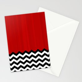 Twin Peaks - The Red Room Stationery Cards