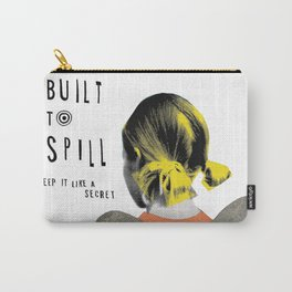 New Built To Spill Carry-All Pouch
