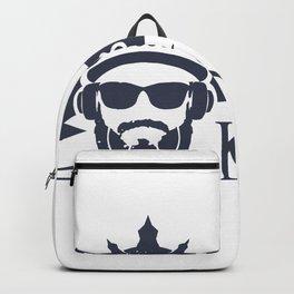 Barber King Backpack