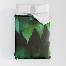 Nature and Greenery 23 leaves Comforters