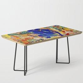 Matisse el Henri Coffee Table