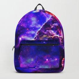 Dreamlike Fantasy Pillar Of Creation Galaxy Space Interstellar Dust Backpack