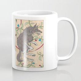 Spiel Mit Mir: Alphawolf Coffee Mug