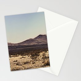 Marfa, Texas Landscape Stationery Cards