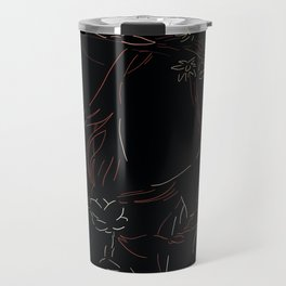 Anne with an E - Scope for the imagination - black version Travel Mug