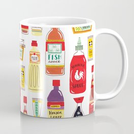 Asian Seasonings Coffee Mug