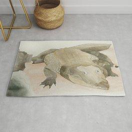 Aligator Rug