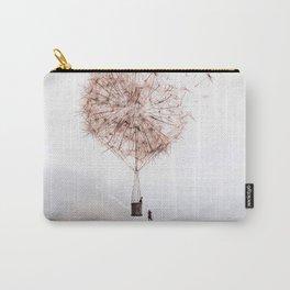 Flying Dandelion Tasche