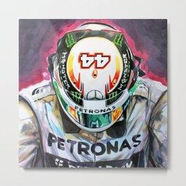 Formula One | Formulaone | Formula 1 | Racer | Motorsport Metal Print
