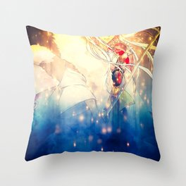 InuYasha   Sesshomaru Throw Pillow