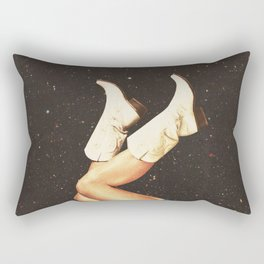 These Boots - Space Rectangular Pillow