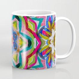 petal passion star mandala Coffee Mug