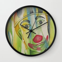 Taquin Wall Clock
