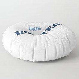 Boom Roasted Floor Pillow
