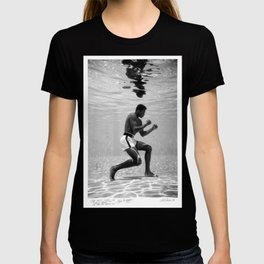 Boxing Legend - Cassius Marcellus Clay Jr - BLM - Black - Power - Muhammad - The Greatest - Ali 76 T-shirt