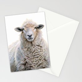 Mona Fleece-a Stationery Cards