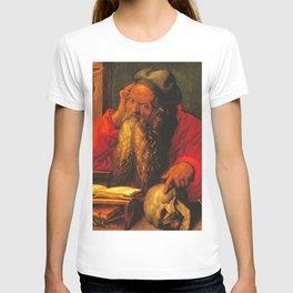 Saint Jerome in his Study - Albrecht Durer T-shirt