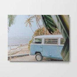 Summer Van II Metal Print