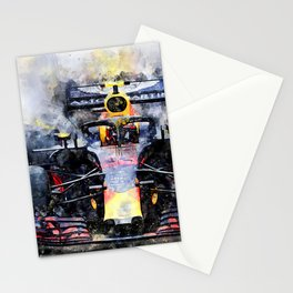 Max Verstappen No.33 Stationery Cards