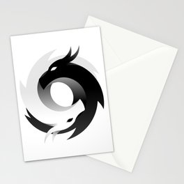 Game Of Dragons TM Symbol Stationery Cards