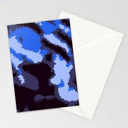 Smokey Night Stationery Cards