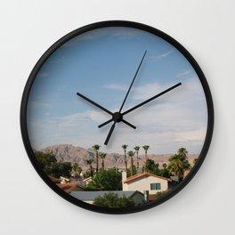 Las Vegas Residental Wall Clock