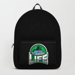 Rock Climbing - Climbing Life Backpack
