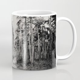 the path through the forest ...  Coffee Mug