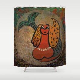 Mythical Mermaid / Icon Shower Curtain