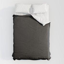 VERY DARK GREY Comforters