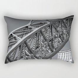Dom Luis I Bridge Rectangular Pillow